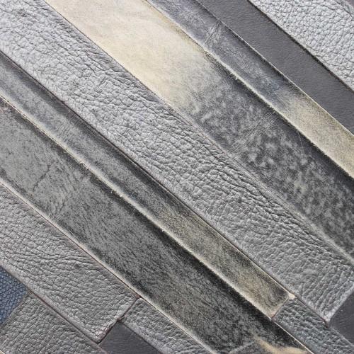 Wandpaneele - Leder Mix verschiedene Strukturen