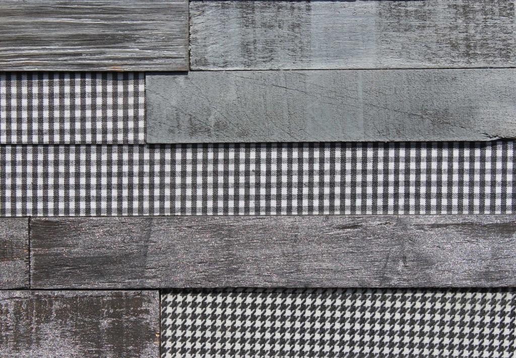 wandpaneele mix holz stoff dark herringbones material id. Black Bedroom Furniture Sets. Home Design Ideas