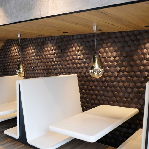Kaffeegenuss an der Wand - Impressionen Wandgestaltung-1