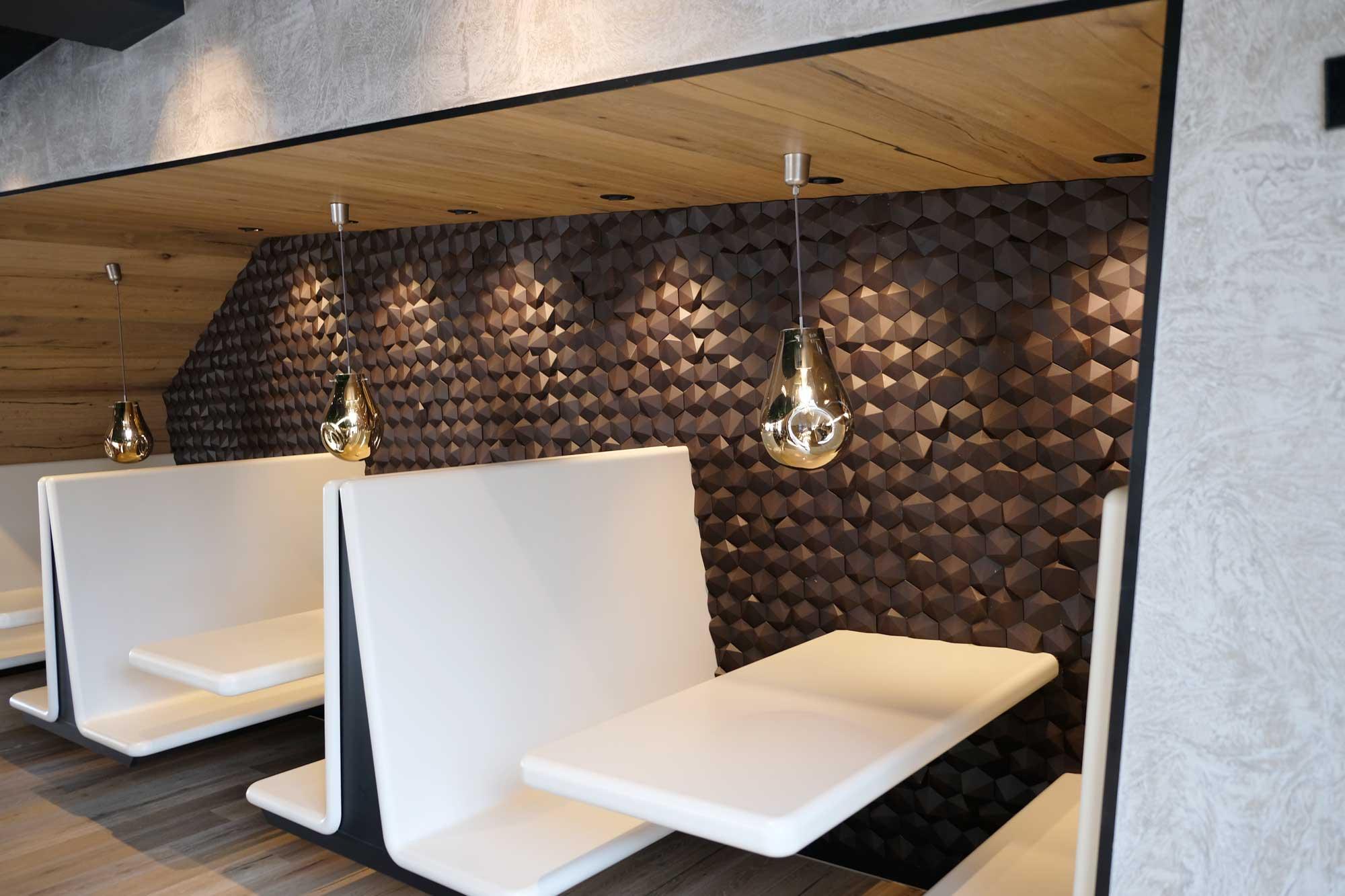 Kaffeegenuss An Der Wand Impressionen Wandgestaltung Material Id