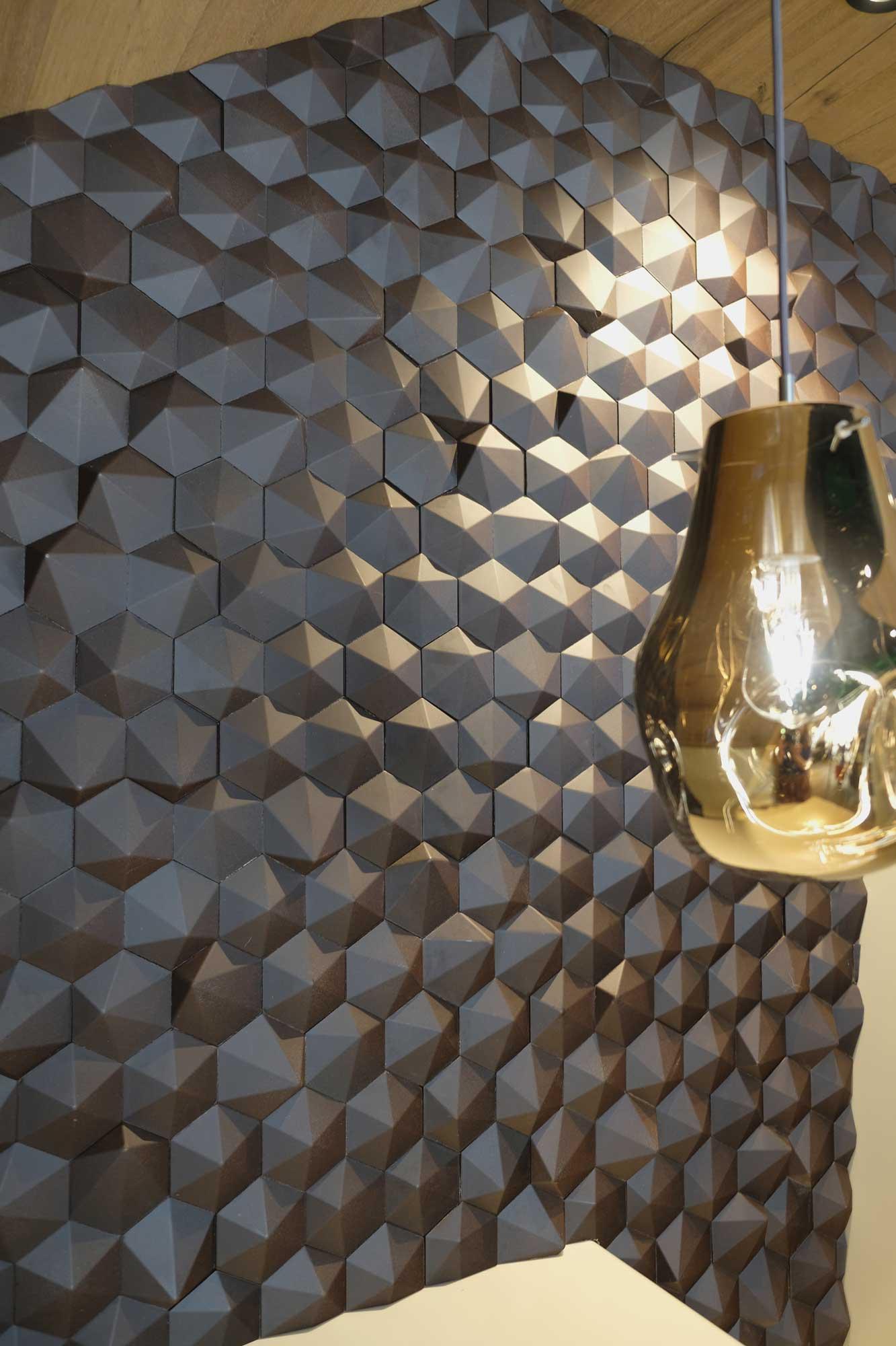 Kaffeegenuss an der Wand - Impressionen Wandgestaltung | material-id