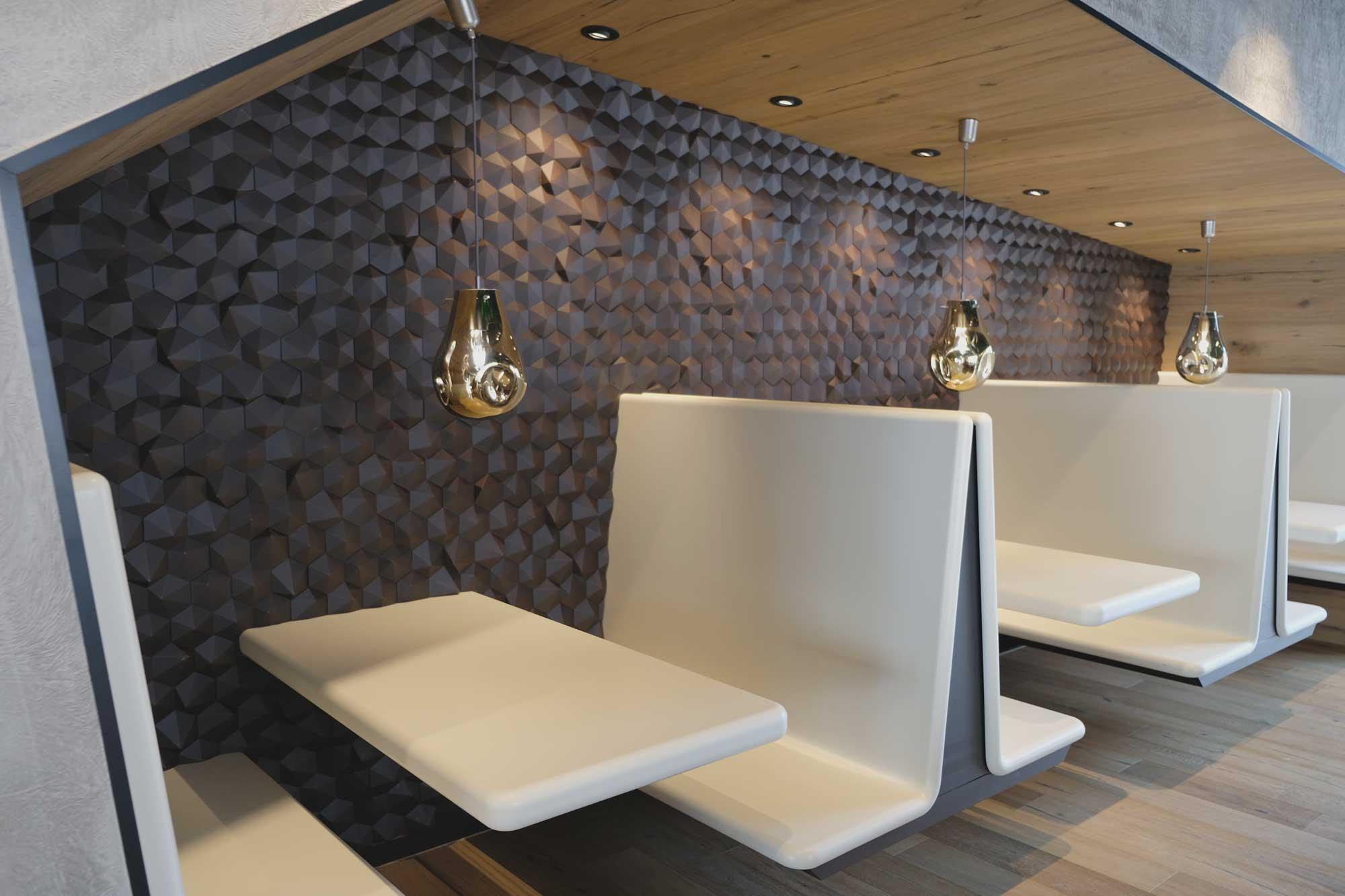 Kaffeegenuss an der Wand - Impressionen Wandgestaltung-2