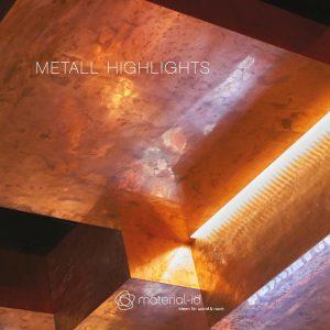 Broschüre - Wandpaneele aus Metall 2019
