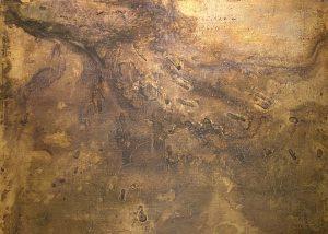 wandpaneele-metall-messing-oxidiert-sky-fall